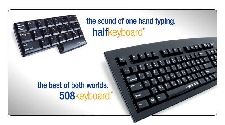 Learn one hand qwerty