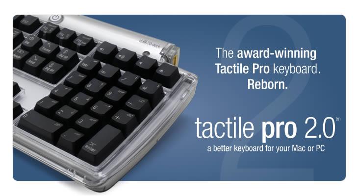 Matias Tactile Pro 20 Keyboard